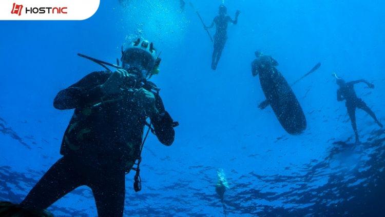 Tips Mengatasi Risiko Olahraga Menyelam