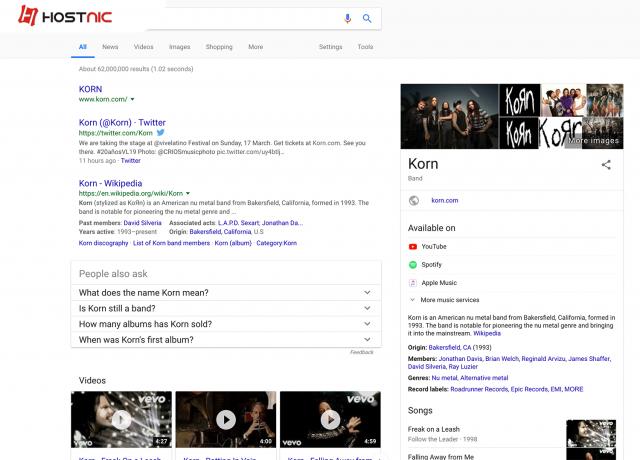 Google Melakukan Tes Menghilangkan Panel Pengetahuan di Hasil Pencarian