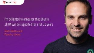 Ubuntu 18.04 LTS Akan Mendapat Dukungan 10 Tahun