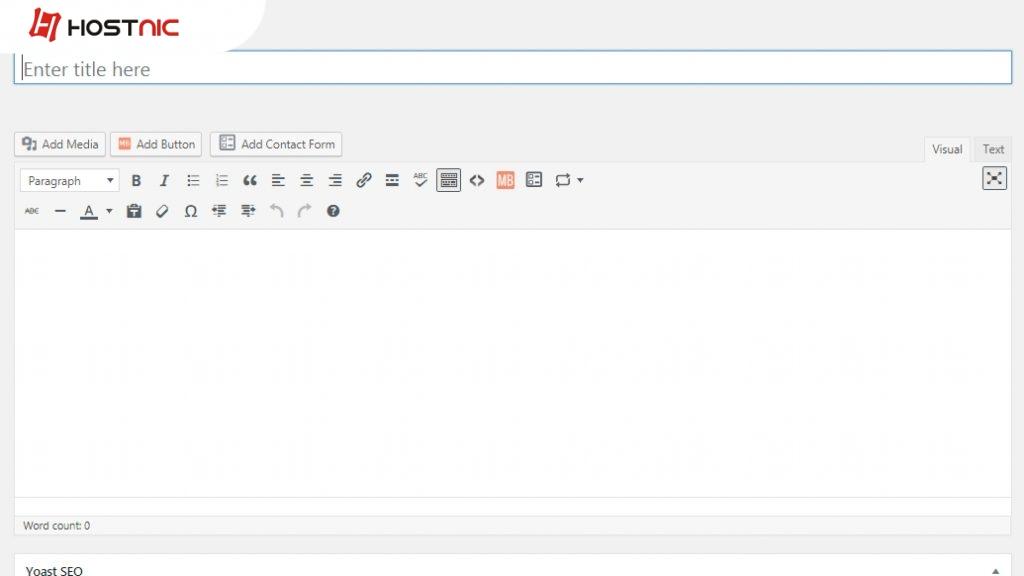 Tampilan Editor Berubah Setelah Update WordPress 5?